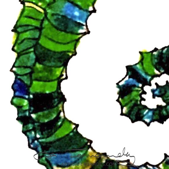 Hippocampe de la